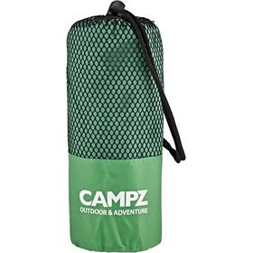 CAMPZ Toalla Microfibra 80x150cm, green